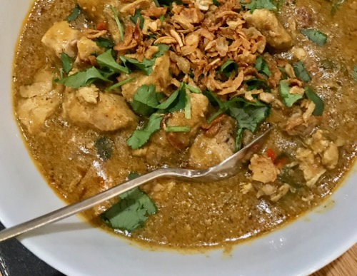Pheasant Curry - Very Easy And Very Tasty