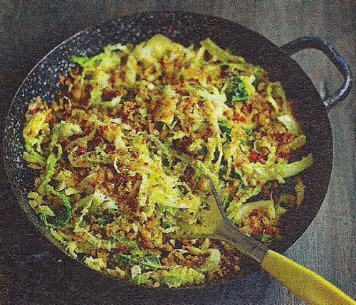 10 Most Popular Recipes of 2018 - Every One A Winner Savoy cabbage