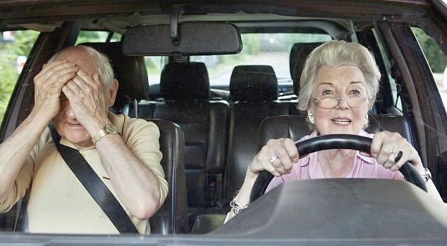 The Dangers Elderly Drivers And Those Around Them Face