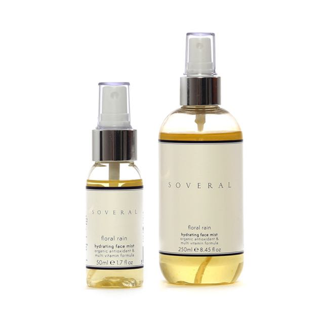 Getting ready in 5 minutes / Alexandra Soveral Floral Mist