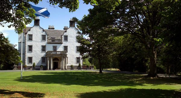 10 Of The Very Best UK Hotels For 2019 Prestonfield Hotel
