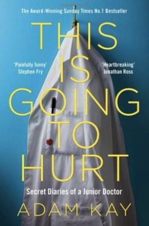 Best books of 2018 / It's going to hurt / Book review