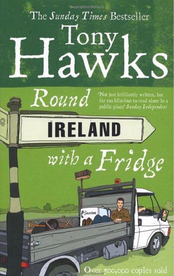 Irish passport blog: Round Ireland with a Fridge book cover
