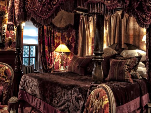 10 Of The Very Best UK Hotels For 2019 The Witchery