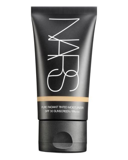 Getting ready in 5 minutes / Nars Tinted Moisturiser