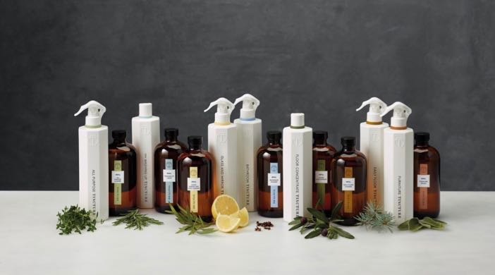Useful Homewares: Tincture London natural cleaning products