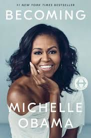 Becoming - Michelle Obama: book review