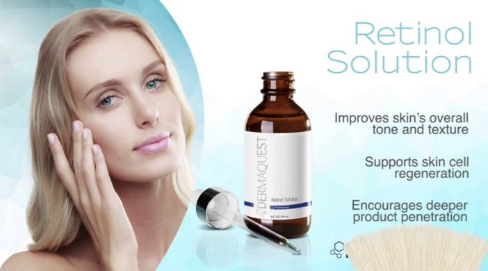 Retinol Infusion Peel: A 30 minute Facial that delivers great results