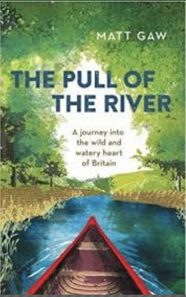 The pull of the river book cover