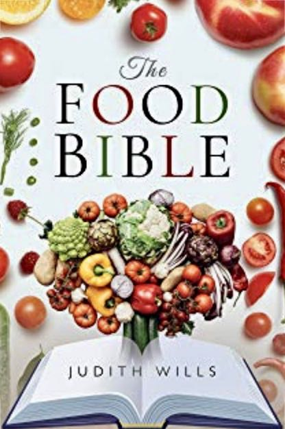 The Food Bible: the ultimate reference Book for Food & Health book cover