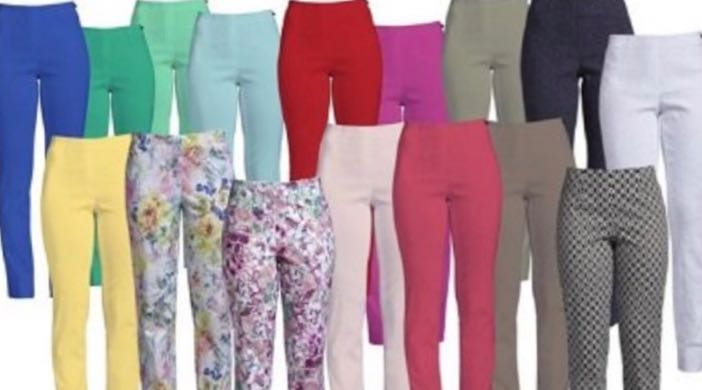 Robell trousers recommended in book It's Never Too Late To Look Great! by Maggie Cox