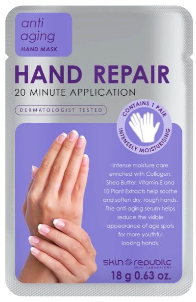 Hand repair mask from Toyl Beauty Box: the Midlife Beauty Subscription Box