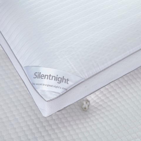 Silentnight Cotton Breeze Memory Foam Pillow