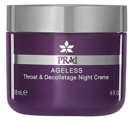 Prai throat & decolletage creams - take your neck from turkey to swan