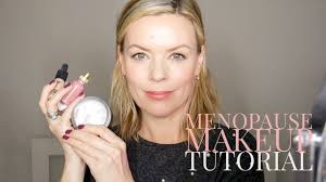 Caroline Barnes Menopause Makeup Tutorial from post review of Health and Her website