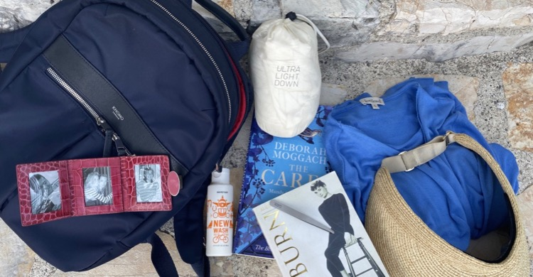 What do you always pack to go away?