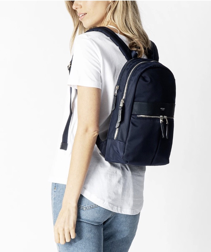 Knomo mini backpack from post: What do you always pack to go away?