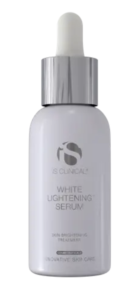 iS CLINICAL WHITE LIGHTENING SERUM 15ml: from post ~ Dark Spots and Discolouration - 5 serums & creams that can help