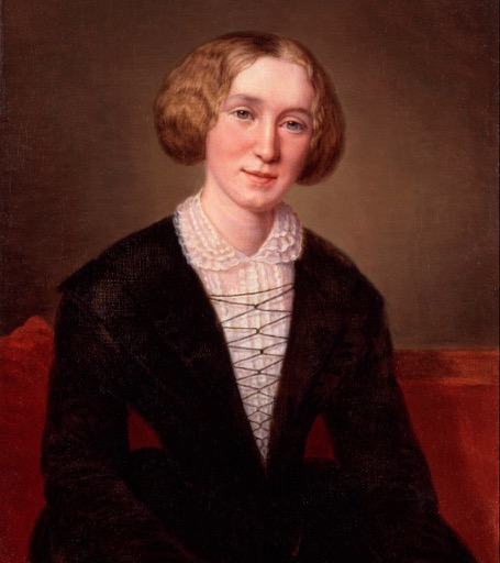 George Eliot, author of Middlemarch from post: Audible.co.uk: a brilliant listening service especially for busy women
