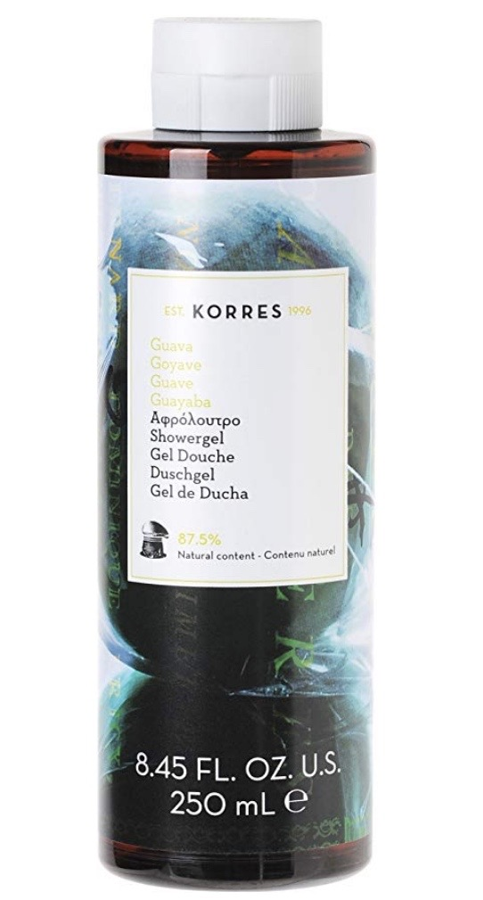 Top 10 Body washes post: Korres Guava Showergel