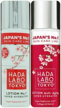Hada Labo Lotion no. 1 from post ~ Our top beauty products for older women that we discovered in 2019