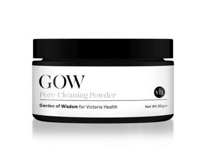GOW Pore cleansing powder from post: Are you having a beauty feast or famine during the lockdown?