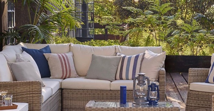 Outdoor Living in our own gardens has become part of the new norm