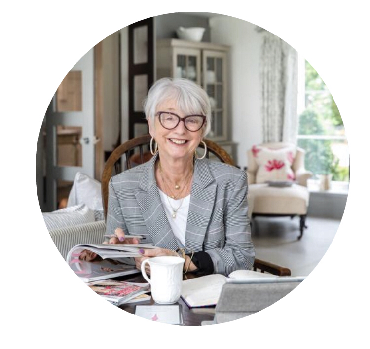 Maggie McMillan, style consultant from post: Fashion tips for older women