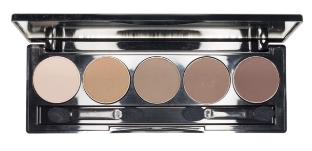 Mishel eyeshadow palette from psit: New era, new make-up: just a few new additions to my make-up bag