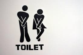 cartoon pic of public loo sign from post: Lockdown week 15: Suffering from FOMLO, scared to go to public spaces?