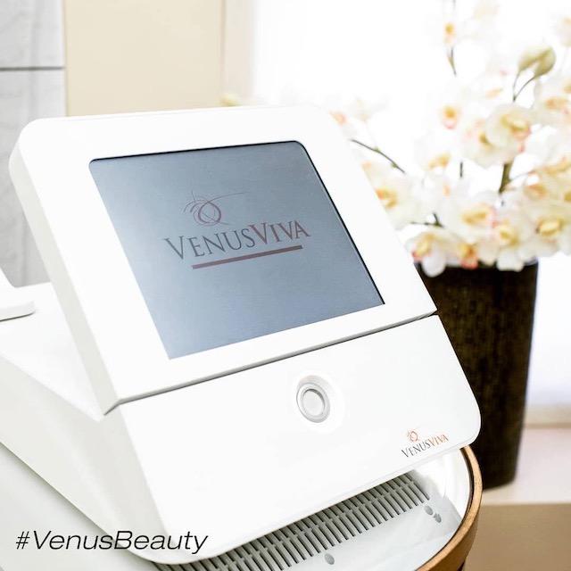The Venus Viva skin machine