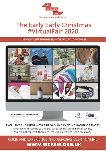 The Early, Early Christmas Fair goes Virtual & needs our support