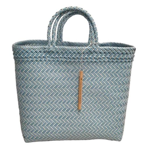 Sharing really useful ideas: Top Products 28 October HANDWOVEN TOTE USING RECYCLED PLASTIC BOTTLES - LIGHTWEIGHT, EXCELLENT WEAVING, BRILLIANT BUY