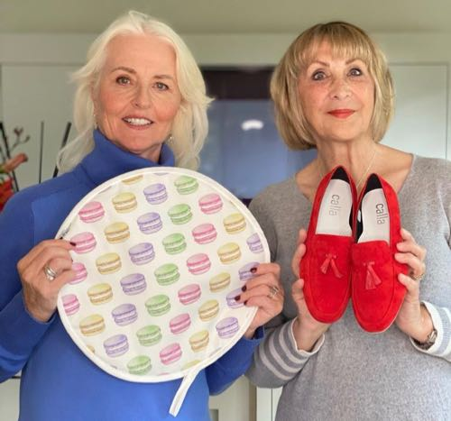 Sharing really useful ideas: Top Products 28 October - take a look at our YouTube channel for lots of brilliantly useful videos for older women