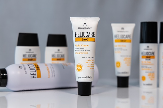 Heliocare products from post: Skincare during the winter months: How to adapt and manage