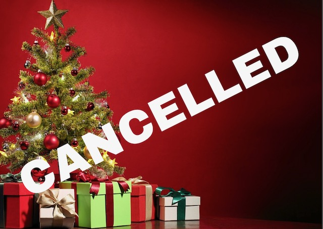 Is Christmas cancelled from Post: It's No-go-vember - Lockdown returns but let's try to be positive