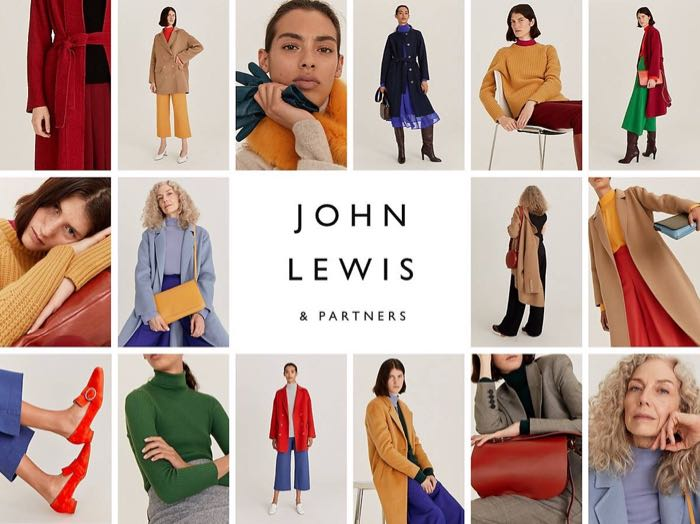 Taking a look at John Lewis own brand fashion labels