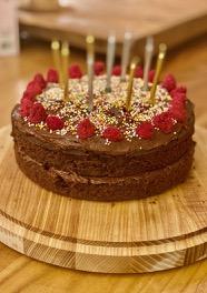 The best Keto Chocolate Cake recipe