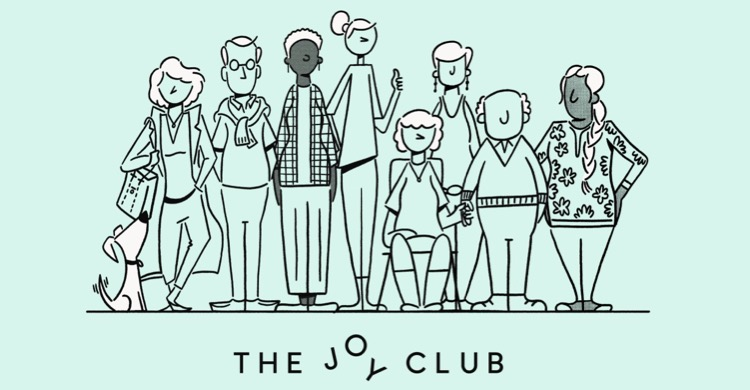The Joy Club celebrating life after 65