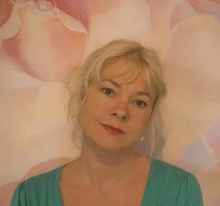 Jane Mann, The Organic Beautician, Neck-cercise course for 50 plus women