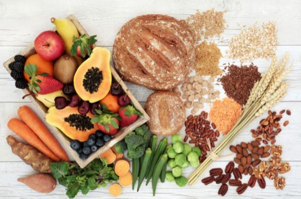 Painful Knees? Seven Ways To Keep The Surgeon At Bay for women in their fifties  Fibre rich foods are really helpful