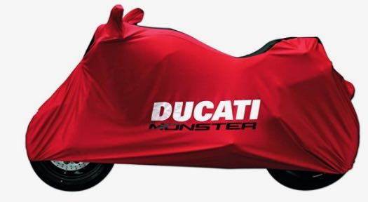 Miranda thinks the jury's still out on having neighbours. Often life is better after 50 but it depends on who lives next door  Ducati bike cover