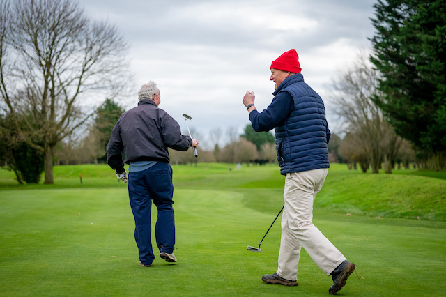 Golfing: The great outdoors meets the great indoors at The Joy Club this April