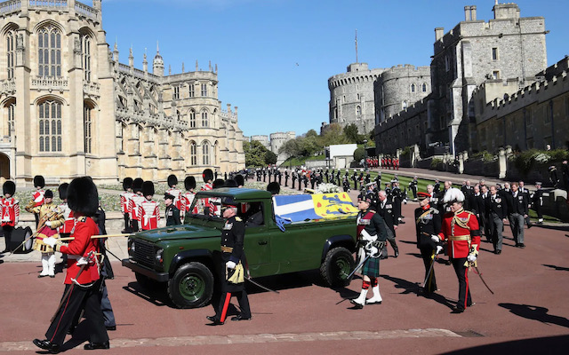 Prince Philip's funeral from post: The new normal: what is life looking like with the lifting of lockdown?