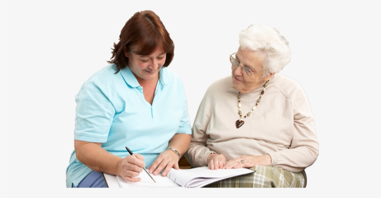 Elderly care from post: