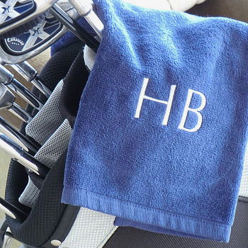 NOT ON THE HIGH ST. GOLF TOWEL