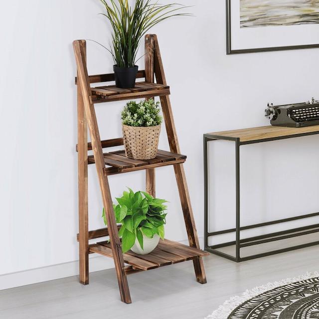 Lifestyle essentials: plant ladder