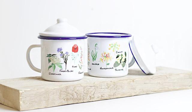 Lifestyle essentials: garden mug from Rolfe & Wills