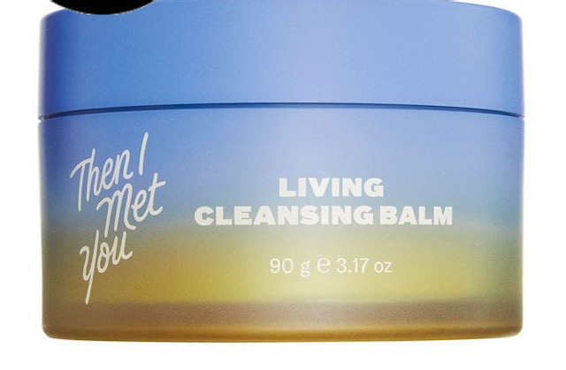 Living Cleansing balm from Then I Met You