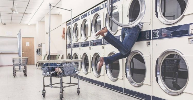 How often should we wash our clothes? You might be surprised...